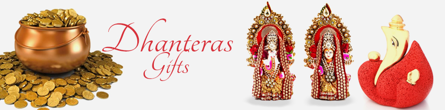 Dhanteras gifts to India