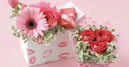 Send Valentine Flowers to India