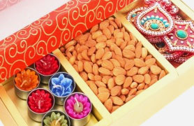 Diwali Gift Hampers to India
