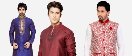 Men's Apparel to India