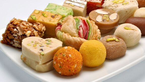 Send Sweets to India