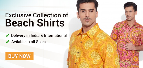 Send Shirts to India