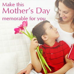 Mother's Day Gifts to India - Talash.com