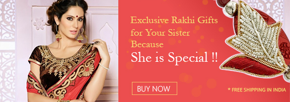 Rakhi Gifts for Sister
