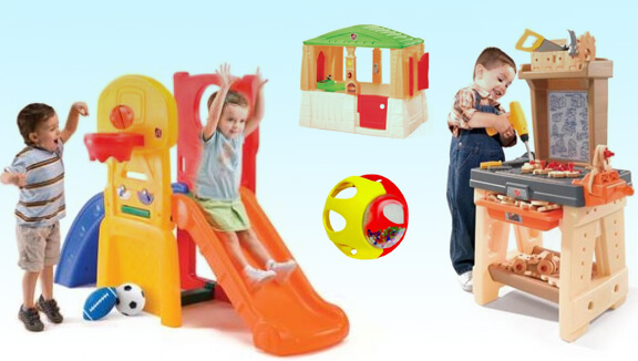Toys and Games for Kids in India