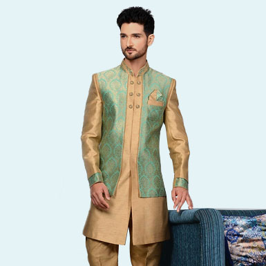 Indian Ethnic Wear for Men, Traditional Indian Mens Clothing ...