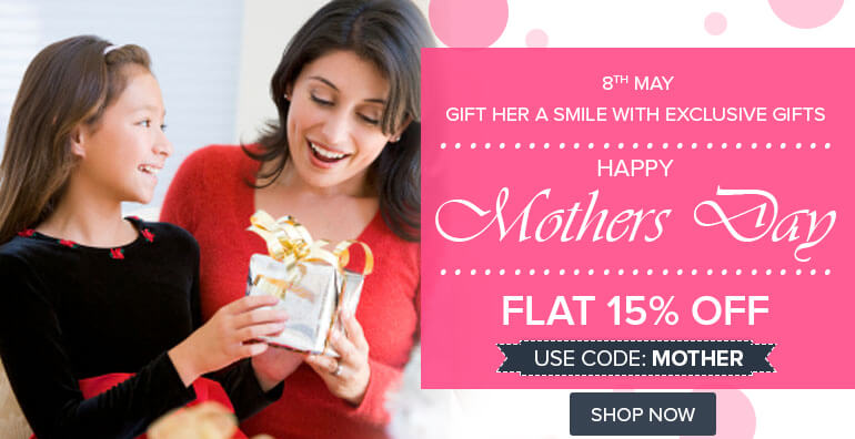 Mother's Day Gifts to Ahmedabad