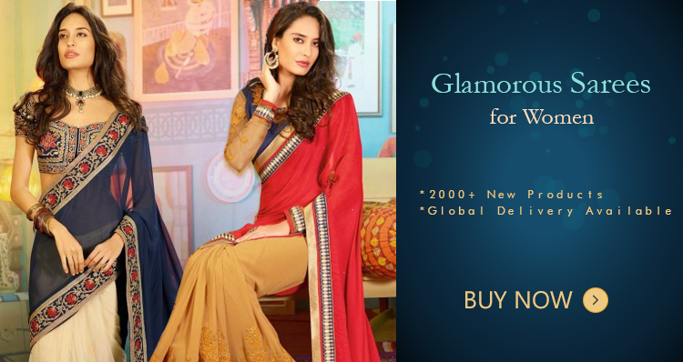 Send Sarees to India - Talash.com