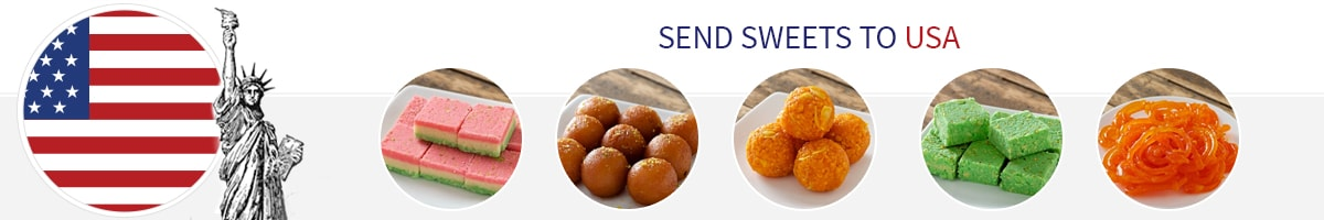 Send Sweets To USA