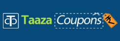 Taza Coupons